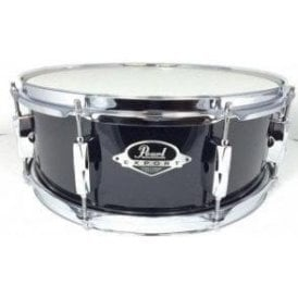 Pearl 14x5.5 Export Snare Drum Jet Black EXX1455SC31 | Buy at Footesmusic