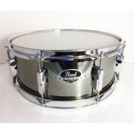 Pearl 14x5.5 Export Snare Drum Smokey Chrome
