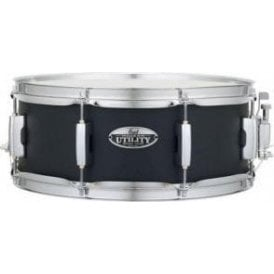Pearl 14x5.5 Modern Utlility Snare Drum - Black Ice Finish
