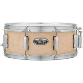 Pearl 14x5.5 Modern Utlility Snare Drum - Matt Natural Finish