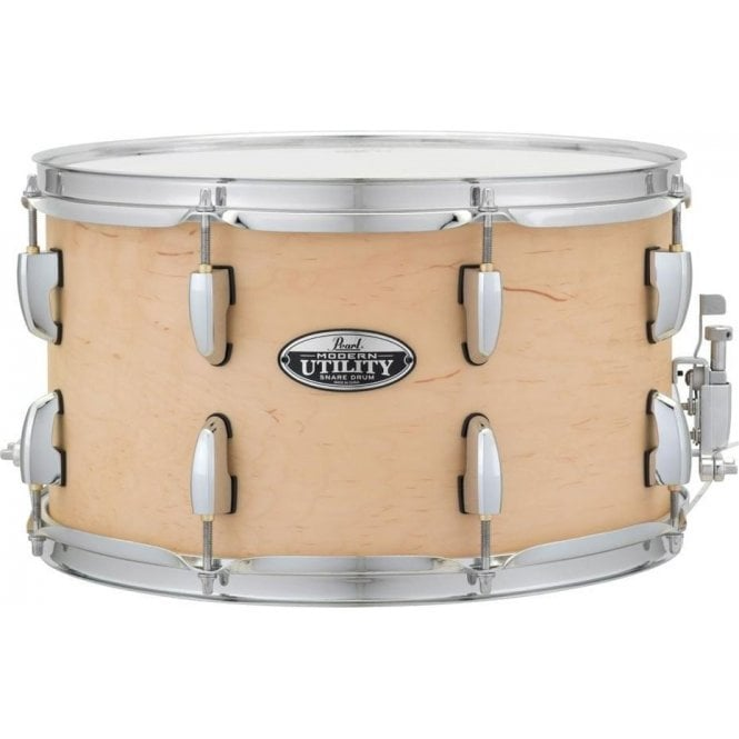 Pearl 14x8 Modern Utlility Snare Drum - Matt Natural Finish