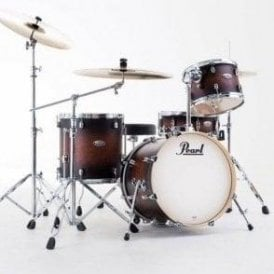 Pearl Decade Maple 4 Drum Jazz Kit With Stands (or without)