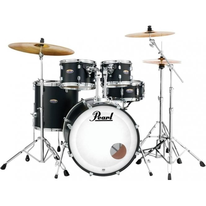 Pearl Decade Maple 5 Drum Kit With Stands (or without)