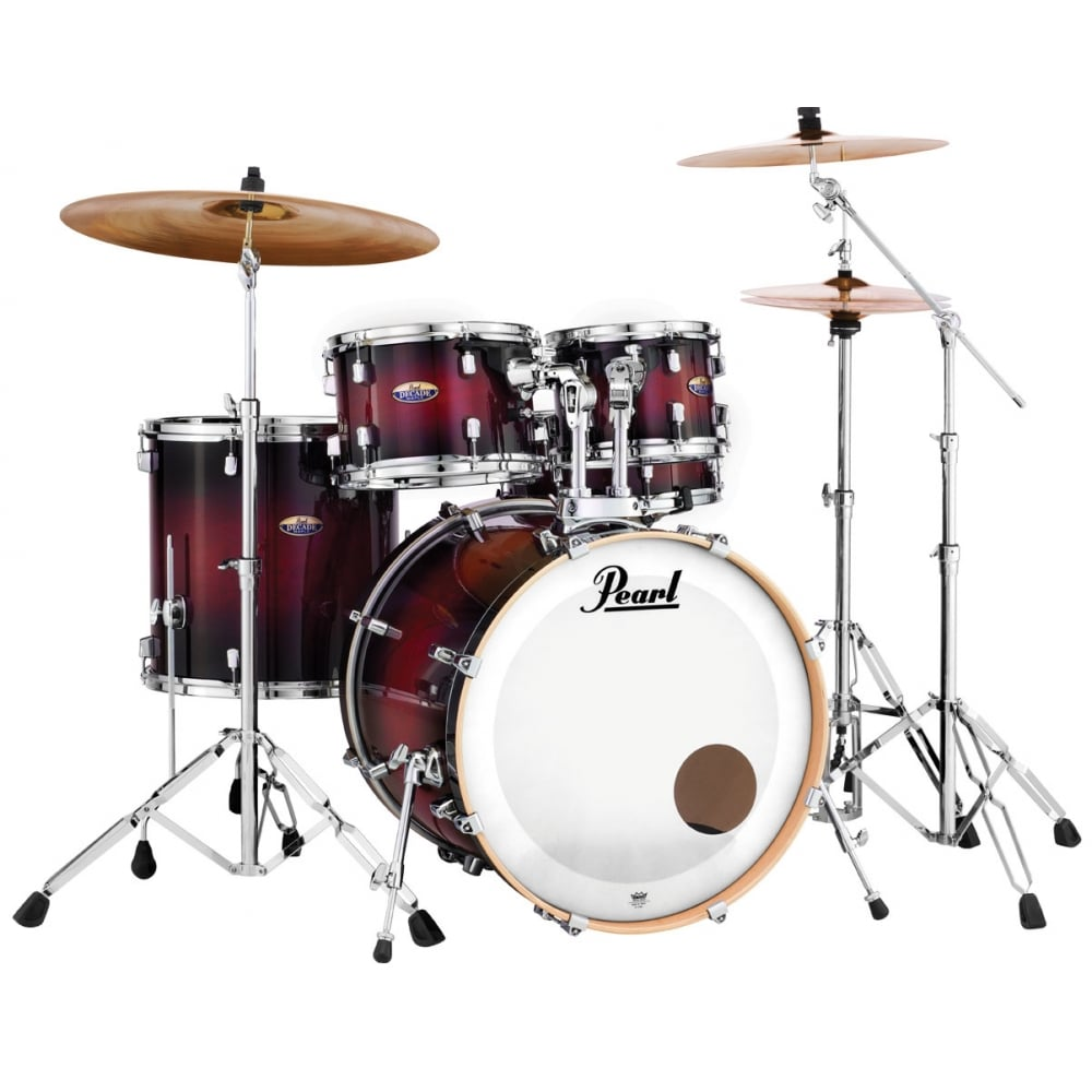 pearl decade maple drum kit at uk stockist footesmusic. Black Bedroom Furniture Sets. Home Design Ideas