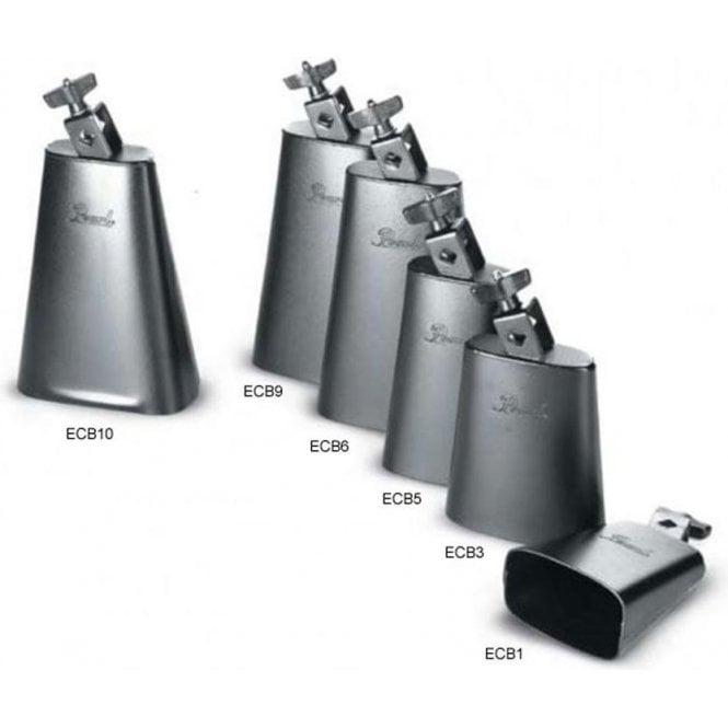 """Pearl ECB6 Elite 8"""" Mambo Cowbell With Flange"""