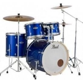 Pearl Export Drum Kit With Stands & Sabian SBR Cymbals (or without)