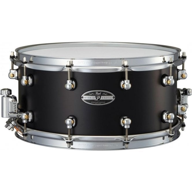 Pearl Drums Pearl Hybrid Exotic 14x6.5 Cast Aluminium Snare Drums