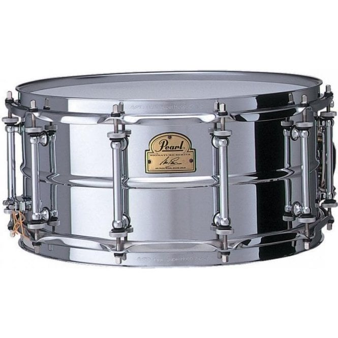 Pearl Ian Paice 14x6.5 Steel Shell Signature Model IP1465 | Buy at Footesmusic