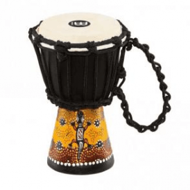 Meinl HDJ7XXS Mini Djembe Gecko Finish