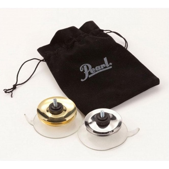 Pearl Drums Pearl PJCP16 Cajon Jingle Cups (Pair)