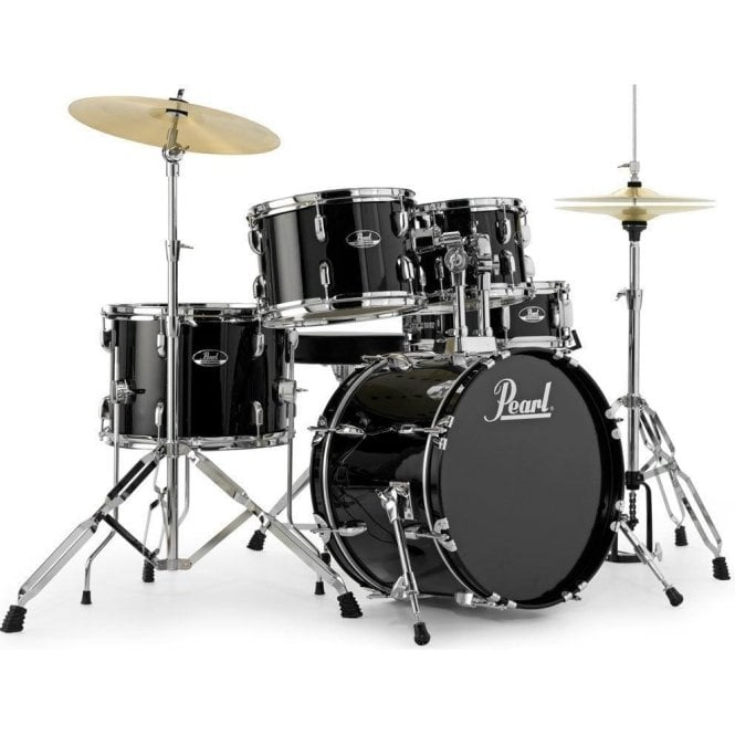 Pearl Drums Pearl Roadshow 5 Piece Drum Kit With Cymbals & Stool