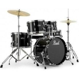 Pearl Roadshow 5 Piece Drum Kit With Cymbals & Stool