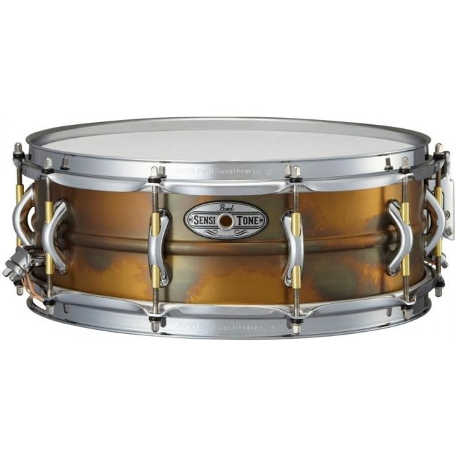 Pearl Sensitone Elite 14x5 Premium Brass Snare Drum