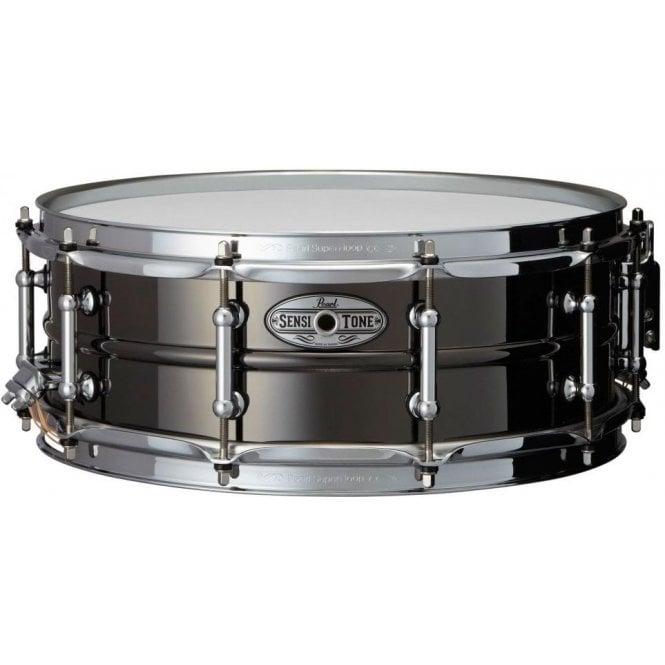 Pearl Sensitone Elite Brass 14x5 Snare Drum STA1450BR | Buy at Footesmusic