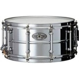 Pearl Sensitone Elite Steel 14x6.5 Snare Drum