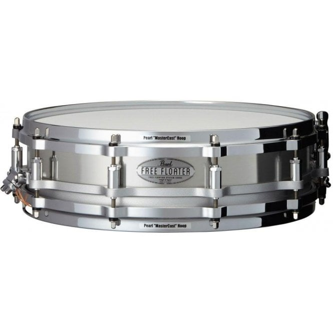 Pearl Task Specific 14x3.5 Free Floating Stainless Steel Snare Drum FTSS1435 | Buy at Footesmusic
