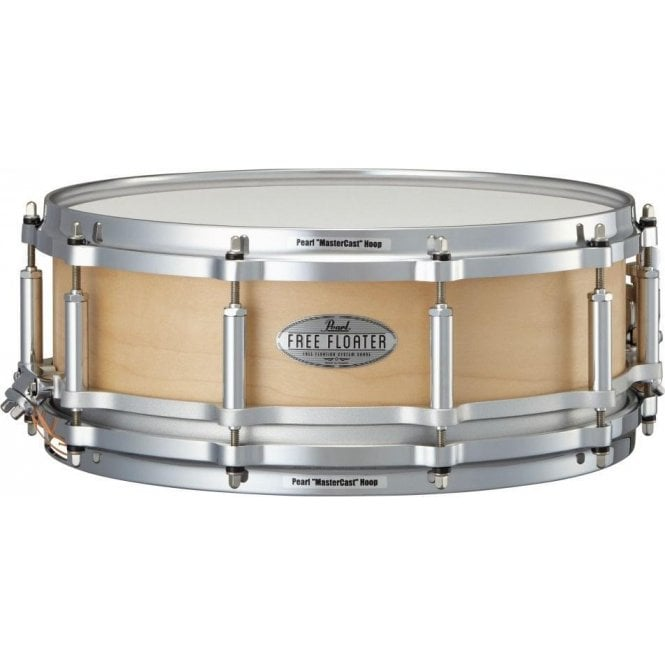 Pearl Task Specific 14x5 Maple Free Floating Shell Snare Drum FTMM1450 | Buy at Footesmusic