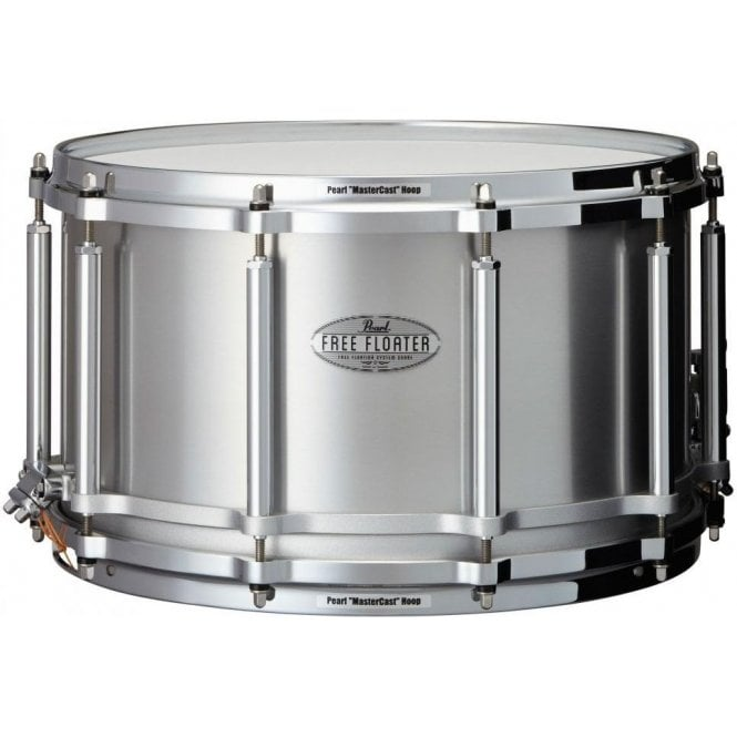 Pearl Task Specific 14x8 Free Floating Aluminium Snare Drum FTAL1480 | Buy at Footesmusic