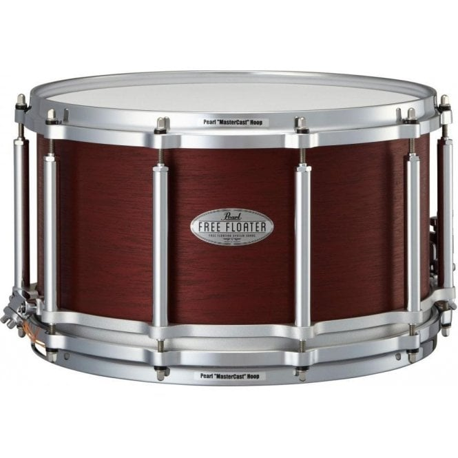 Pearl Task Specific 14x8 Free Floating Mahogany Snare Drum