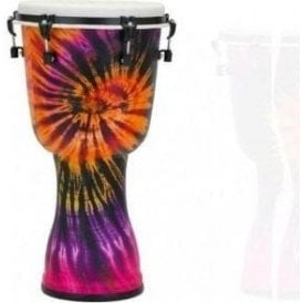 "Pearl Top Tuned 12"" Djembe - Purple Haze Finish"