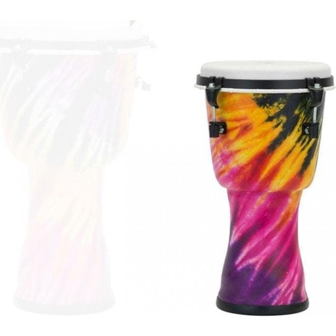 "Pearl Top Tuned 8"" Djembe Purple Haze Finish PBJV8696 