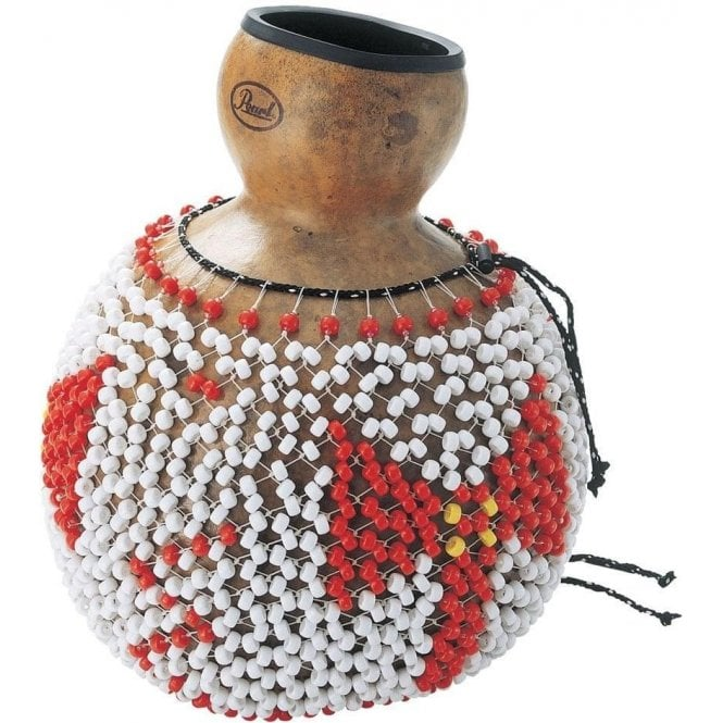 Pearl Traditional Natural Gourd Shekere - Caja (large)
