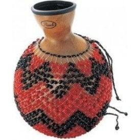 Traditional Natural Gourd Shekere - Segundo (medium)