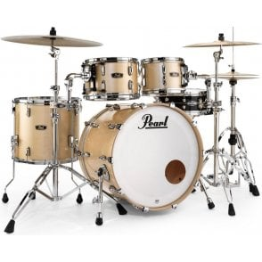 Pearl Wood Fibreglass Limited Edition Drum Kit