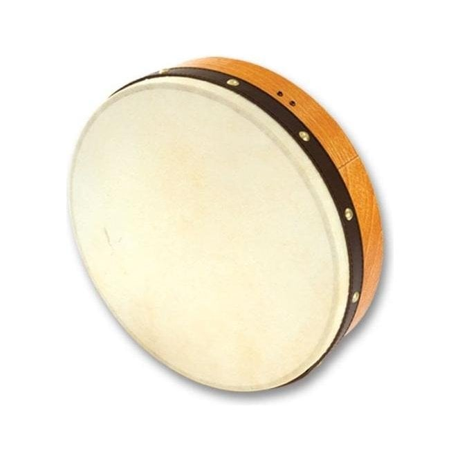 "Percussion Plus Bodhran 12"" Plain with Tipper"