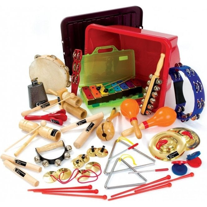 Percussion Plus Classroom Pack