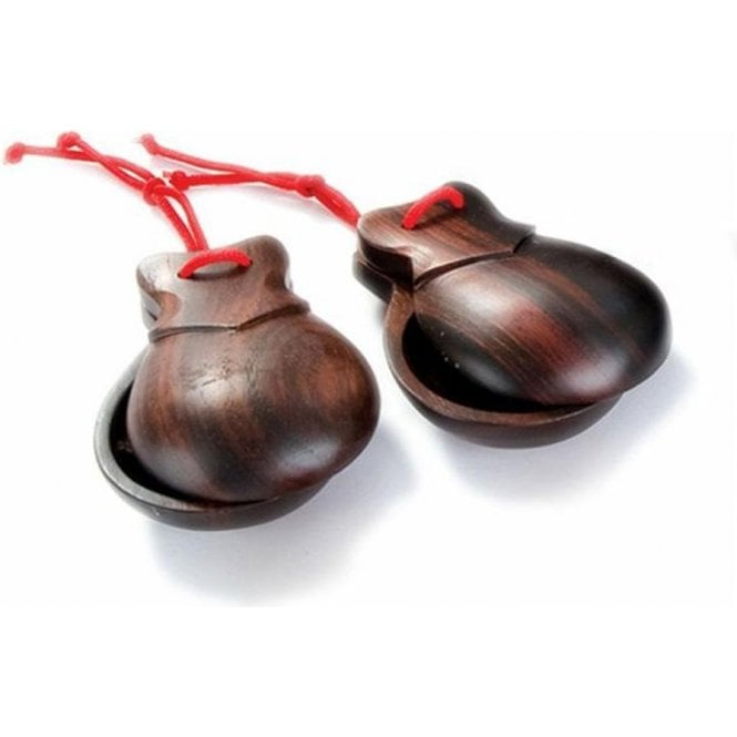 Percussion Plus Professional Palisander Castanets