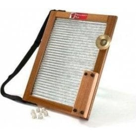 Percussion Plus Washboard