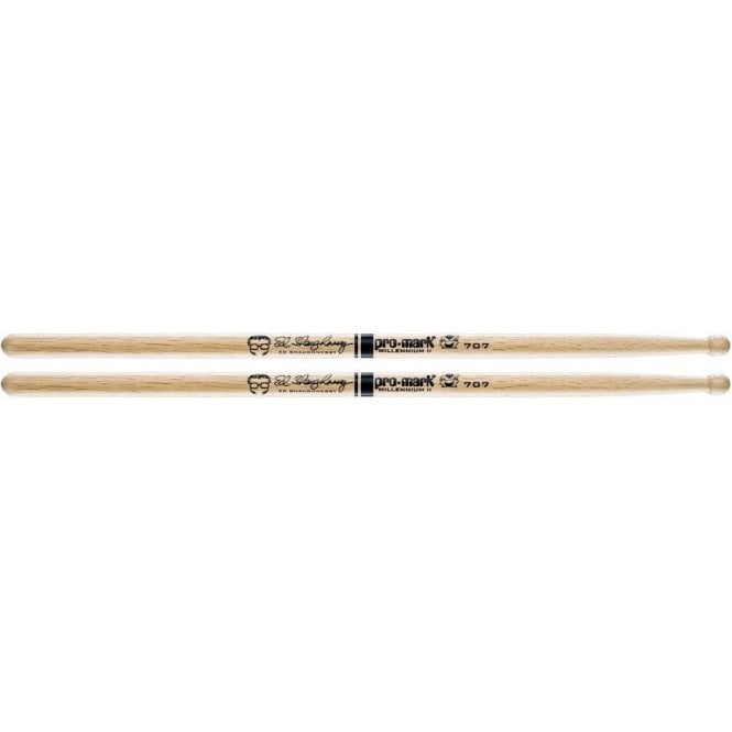Pro Mark Oak 707 Wood Tip Drum Sticks (pair)