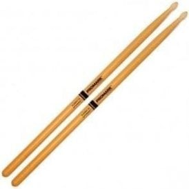 Promark Classic 5A ActiveGrip Clear Drum Sticks (pair)