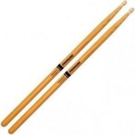 Promark Forward 5A ActiveGrip Clear Acorn Drum Sticks (pair)