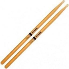 Promark Forward 5B ActiveGrip Clear Acorn Drum Sticks (pair)