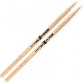 Promark Hickory 7A Nylon Tip Drum Sticks (pair)