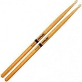 Promark Rebound 5A ActiveGrip Clear Acorn Drum Sticks (pair)