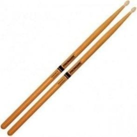Promark Rebound 7A ActiveGrip Clear Acorn Drum Sticks (pair)