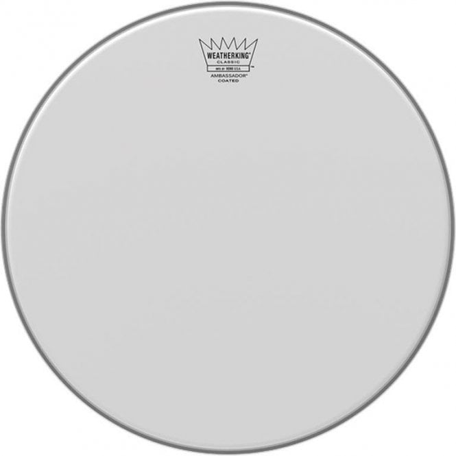 Remo Classic Fit Ambassador Coated Drum Heads