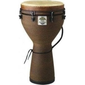 "Remo Djembe 10""x24"" Earth Finish DJ001005 