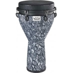 "Remo Djembe 12""x24"" Artbeat Moon DJ0012AB008 