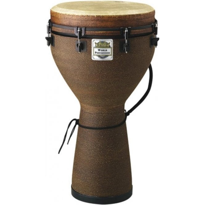 "Remo Djembe 12""x24"" Earth Finish DJ001205 