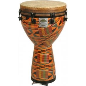 "Remo Djembe 12""x24"" Paulo Mattioli kintecloth Finish DJ0012PM 