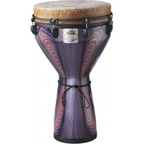 "Remo Djembe 14"" Salsa Deco DJ001436 