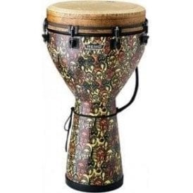 "Remo Djembe 14""x25"" Leon Mobley Signature DJ0014LM 