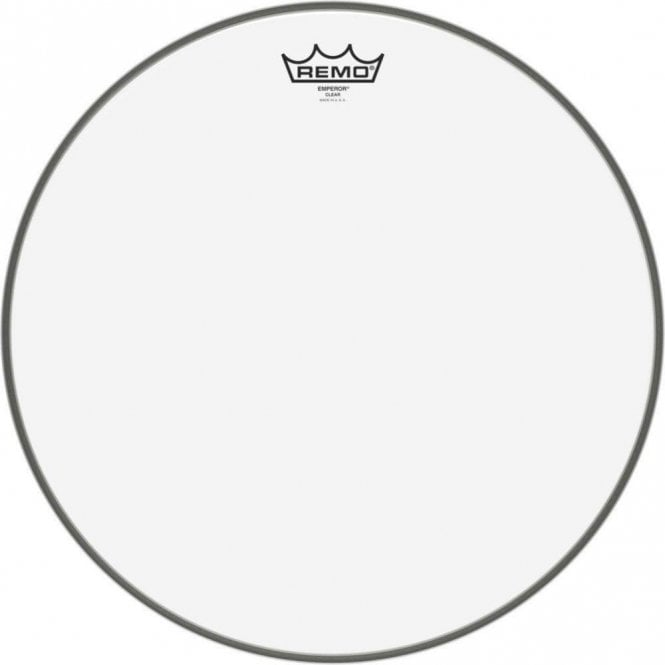 Remo Emperor Clear Drum Heads