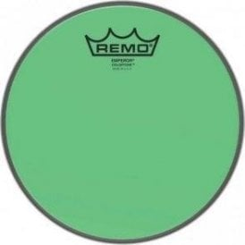 Remo Emperor Colortone Green Drum Heads