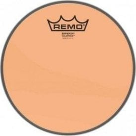 Remo Emperor Colortone Orange Drum Heads