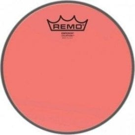 Remo Emperor Colortone Red Drum Heads